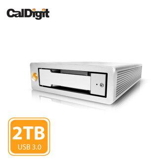 CalDigit AV Pro 2TB (U3 Only)