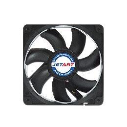*╯新風尚潮流╭*JetArt捷藝 12x12直流系統風扇 17.5 dBA 公司貨 DF12025P