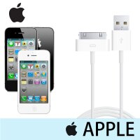 Apple 蘋果商品推薦Apple iPhone 4/iphone 4s 原廠傳輸線/原廠USB 充電線 iPhone/3G/3Gs/iPad/iPad 2/3/iPod classic/nano 1/2/3/4/5/6/iPod touch 1/2/3/4