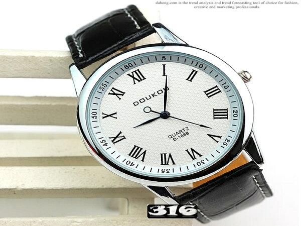 《316小舖》【PE60】(時尚情人對錶-男女對錶-單件價 /男女手錶/情人手錶/情侶手錶/情侶對錶/流行手錶/流行對錶/耶誕節禮物)