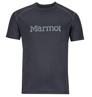 【鄉野情戶外用品店】 Marmot |美國| Windridge 短袖排汗衣 男款/運動上衣 機能衣/63170