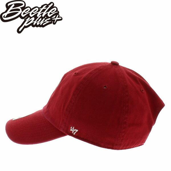 BEETLE 47 BRAND 老帽 費城 費城人 PHILLIES DAD 大聯盟 職棒 MLB 紅白 MN-401 1