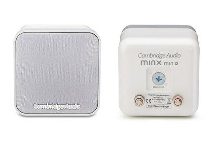 【minx12 喇叭】 Cambridge Audio 英國劍橋音響 家庭劇院 CD BD AV 擴大機 數位串流