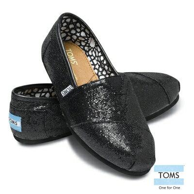 TOMS 帆布懶人鞋