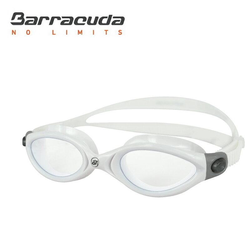 美國巴洛酷達Barracuda成人運動型抗UV防霧泳鏡 AQUALIGHTNING #32420 1