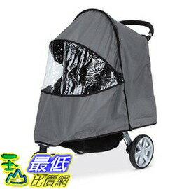 [104美國直購] 三輪 四輪 嬰兒推車專用雨罩 Britax B-Agile 3 and 4 Rain Cover S923900_TB0