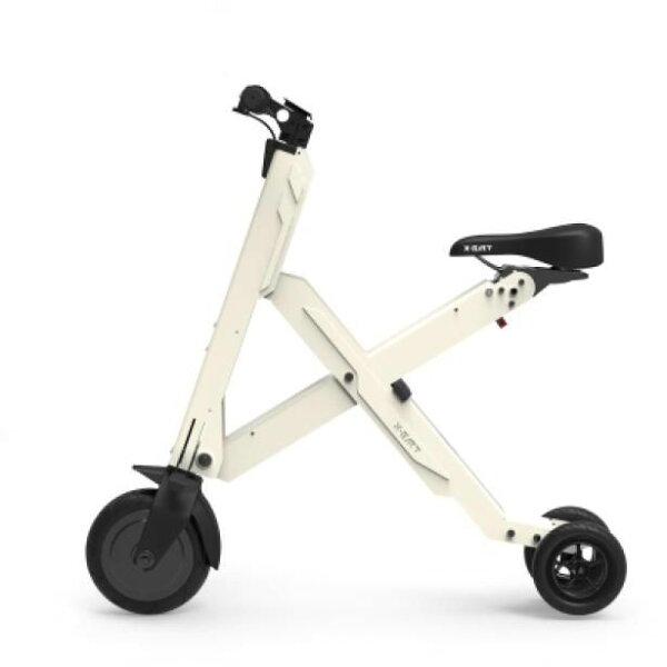 蜂鳥智能摺疊電動車XI BIRD 輕鬆一秒折疊,智能折疊車、環保電動車、電動代步車