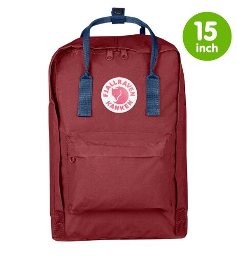 瑞典 FJALLRAVEN KANKEN laptop 15inch 326-540公牛紅/皇家藍  小狐狸包 1