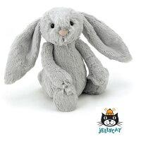 彌月禮盒推薦★啦啦看世界★ Jellycat 英國玩具 / 好高級銀灰兔  玩偶 彌月禮 生日禮物 情人節 聖誕節 明星 療癒 辦公室小物