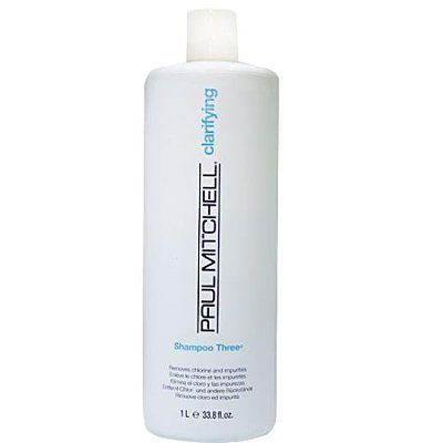 香水1986☆ PAUL MITCHELL 3號洗髮精 SHAMPOO THREE 1000ml