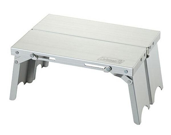【鄉野情戶外專業】 Coleman |美國| 輕便摺疊小桌/露營桌 野餐桌/CM-21986M000