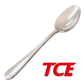 [TCE]T1207 Serving Spoon公匙 18-10不鏽鋼鏡面