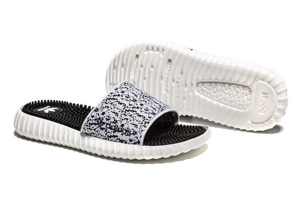 愛迪達Adidas Yeezy Boost椰子350 潮流拖鞋 防水海灘鞋 不怕水男女 情侶2016新款【T0040】