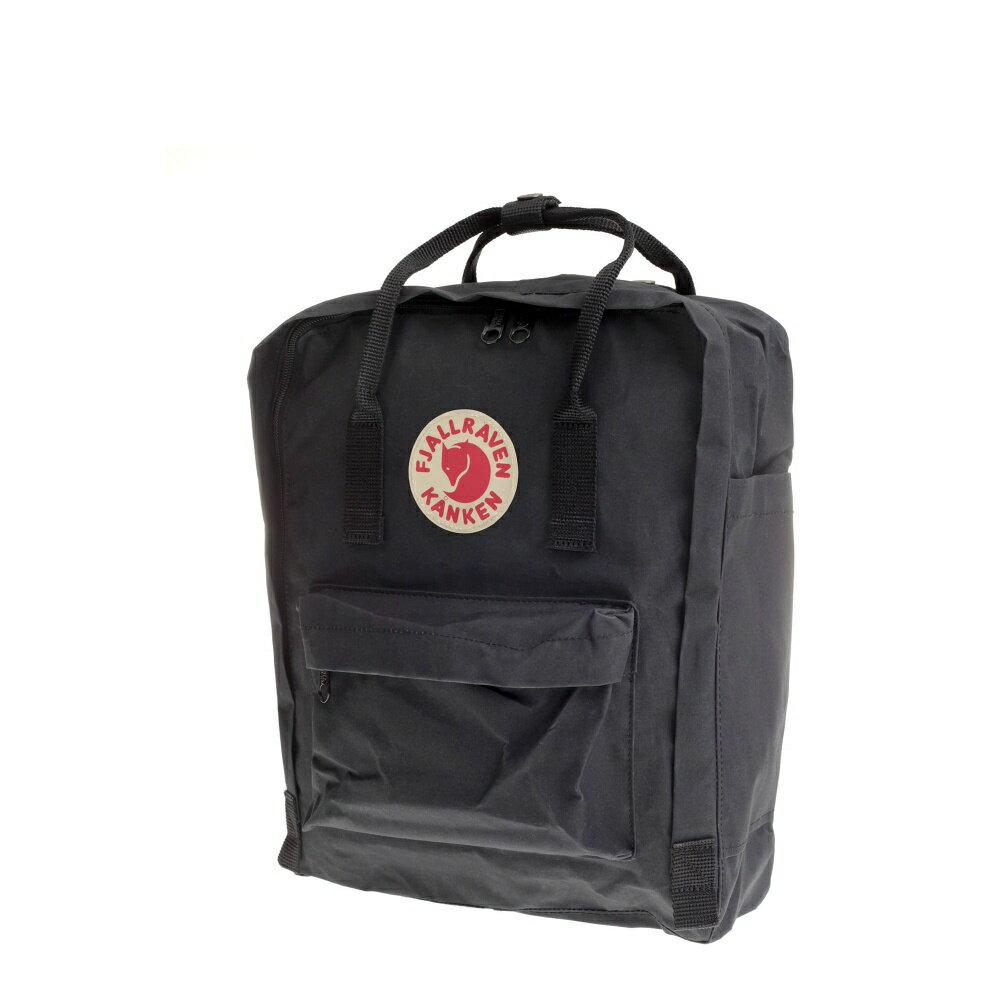 【Fjallraven Kanken 】Kånken Classic 550 Black 黑 1