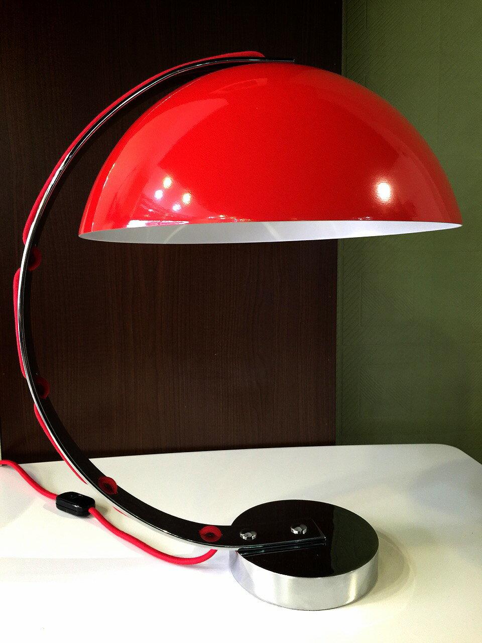 【英國-Original BTC】London Table Light-鋁製烤漆燈罩+鍍鉻鋼材,帶有歐式古典又不失現代設計風格,純手工打造,本公司專營進口家飾家具,歡迎預購 0
