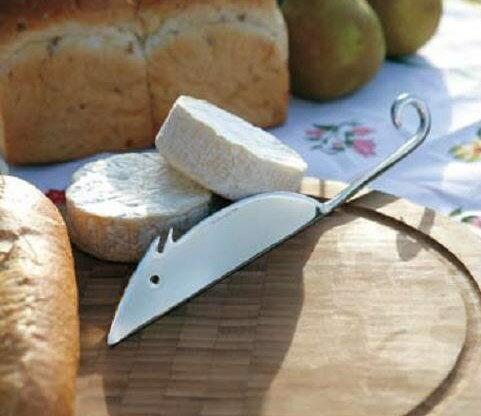 【日本-DULTON】不鏽鋼老鼠造型奶油 / 起士刀-外觀可愛逗趣,為您每一天早晨帶來輕鬆愉快的開始 0