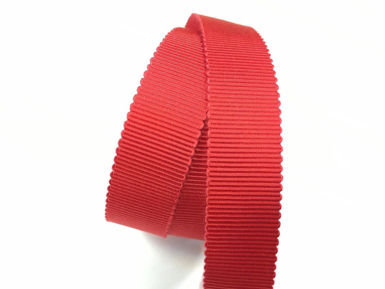 迴紋帶 羅紋緞帶 10mm 3碼 (22色) 日本製造台灣包裝 1
