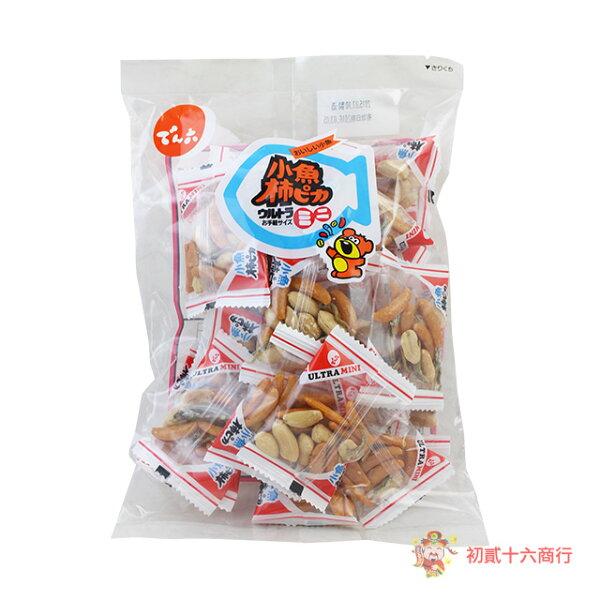 【0216零食會社】日本-小魚柿餅165g
