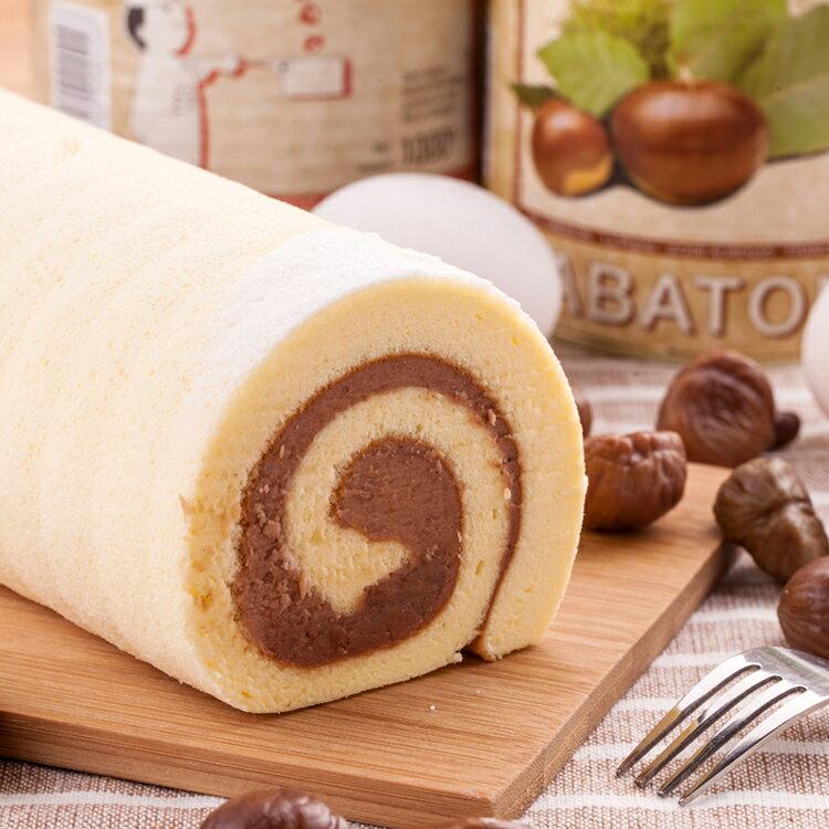 Color C'ode 凱莉小姐 栗子捲 / 極致完美柔軟蛋糕黃金戚風蛋糕 / 風靡全日本的法國栗子第一品牌Ardèche地區進口的Sabaton栗子泥 / 農場直送新鮮殼蛋 2