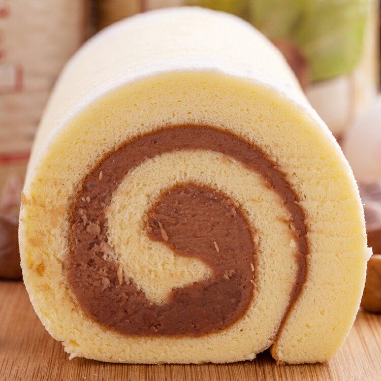 Color C'ode 凱莉小姐 栗子捲 / 極致完美柔軟蛋糕黃金戚風蛋糕 / 風靡全日本的法國栗子第一品牌Ardèche地區進口的Sabaton栗子泥 / 農場直送新鮮殼蛋 0