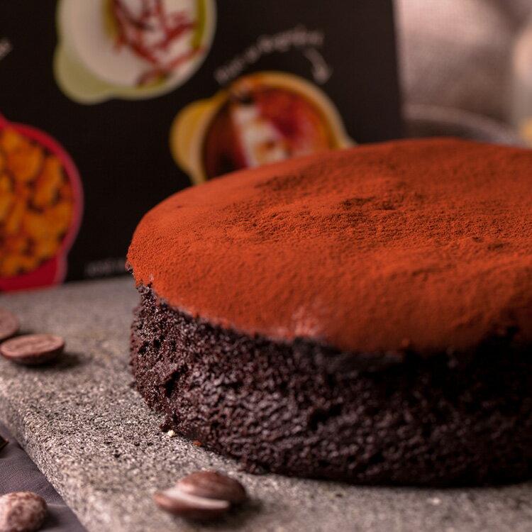 Color C'ode 凱莉小姐 古典巧克力蛋糕 / 獨家配方比例 / 下午茶首選 / 濃郁細緻『母親節蛋糕推薦』 2