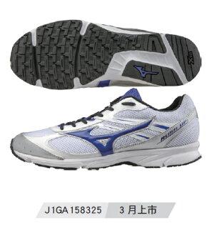 [陽光樂活館] MIZUNO 美津濃 男款 RUSH UP 春夏新款路跑鞋 J1GA158325