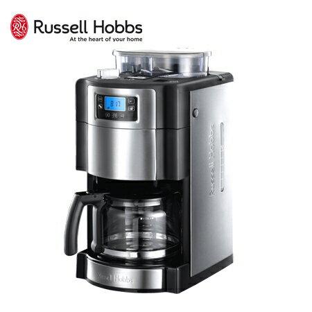 [Russell Hobbs英國羅素]Allure全自動研磨美式咖啡機(20060-56TW)