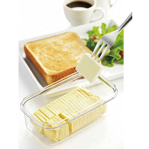 【cecile雜貨】日本製輕鬆切塊奶油保存盒