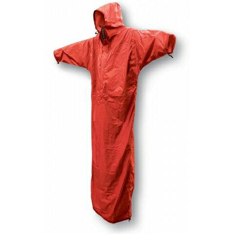 ├登山樂┤瑞典HILLEBERG BIVANORAK 緊急露宿袋 / 風雨衣 紅 #020562