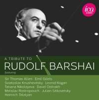 ica 向魯道夫.巴夏致敬(A tribute to Rudolf Barshai)【20CDs】