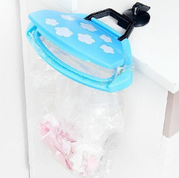 PS Mall 乳牛圖案垃圾桶/垃圾蓋/收納/垃圾架/垃圾桶蓋/車用垃圾桶 收納桶【J117】