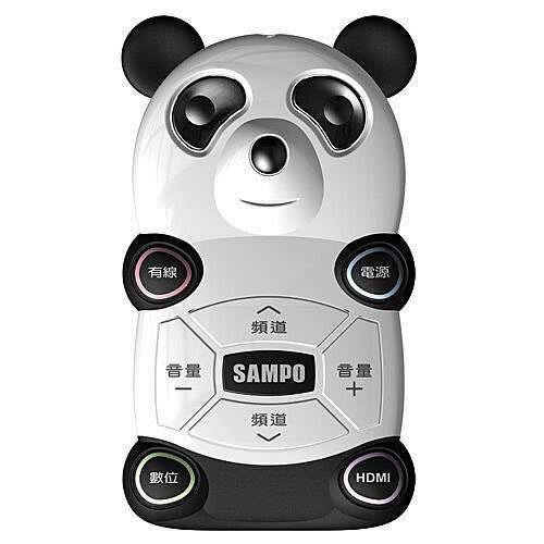 聲寶 SAMPO 液晶電視 學習型遙控器 RC~322ST ~  好康折扣