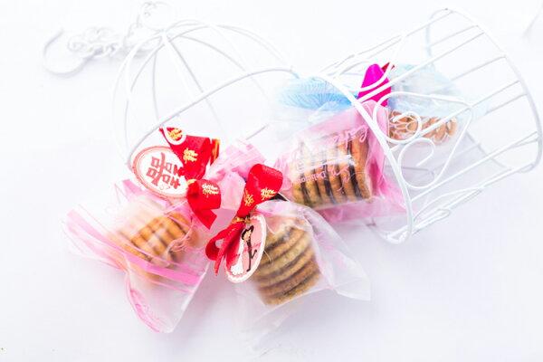 余大哥客製麥芽餅包 單入30g/支 - 余大叔麥芽餅