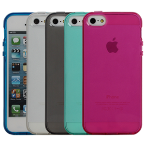 Ultimate- iPhone 5 /5S /SE 氣質霧面軟質保護殼 防摔保護殼 保護套 軟殼 軟質 保護殼 手機殼 iPhone SE / iPhone 5S