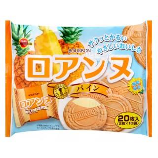 有樂町進口食品 北日本 鳳梨蘿蔓酥(142g) 日本原裝進口 49360316403 - 限時優惠好康折扣