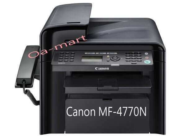 Canon MF-4770N 網路型雷射多功能複合機