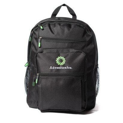 Adventure Avenue Book Bag (black) 0