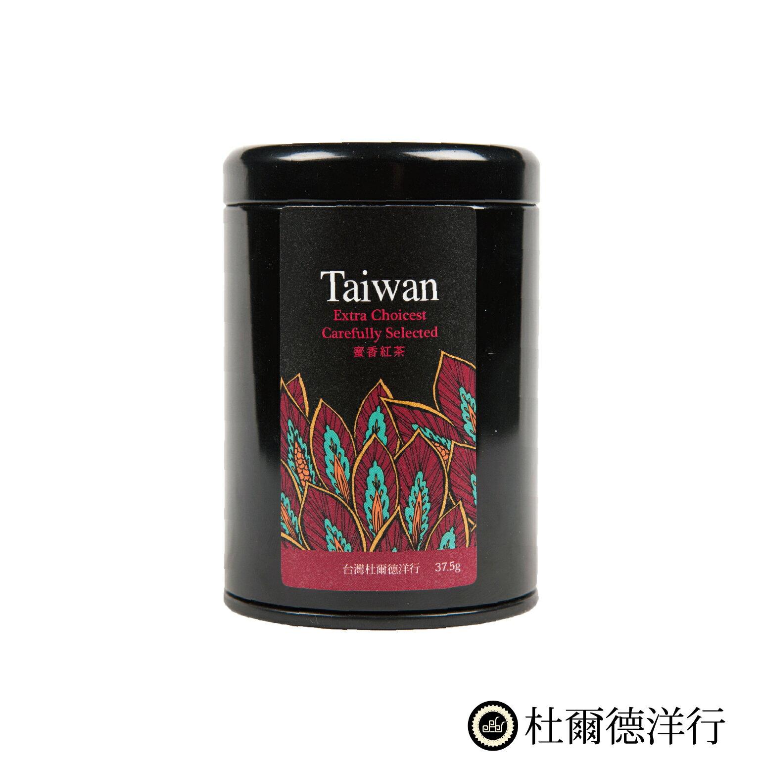【杜爾德洋行 Dodd Tea】嚴選蜜香紅茶37.5g 0