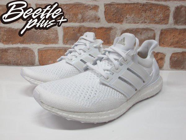 BEETLE PLUS ADIDAS ULTRA BOOST J&D 全白 輕量 黑白 慢跑鞋 KANYE WEST YEEZY 余文樂 AF5826 0