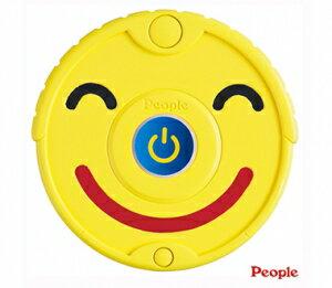 日本【People】寶寶的自動掃地機玩具