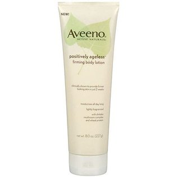 【彤彤小舖】Aveeno 抗皺緊實彈性保濕乳液 微香 小麥蛋白 8oz/227g-美國進口