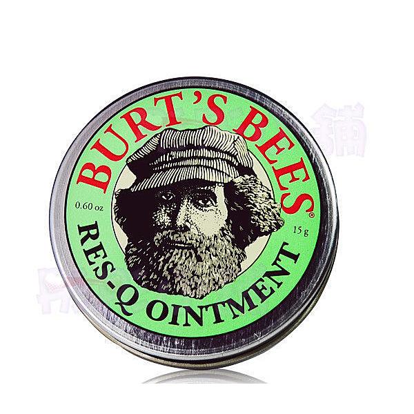 【彤彤小舖】Burt's Bees 蜜蜂爺爺神奇紫草膏Res-Q Ointment 15g