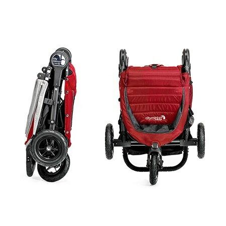 美國【Baby Jogger】City Mini GT 三輪嬰兒手推車 7