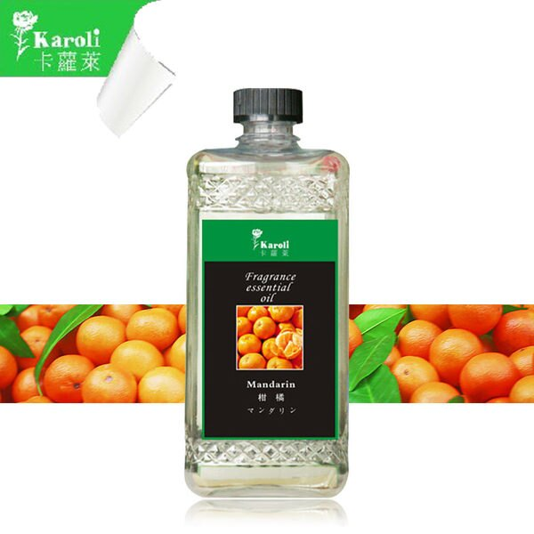Karoli卡蘿萊 柑橘 汽化精油500ml 香薰瓶