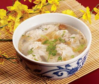 多餃舍-鮮蝦餛飩 10粒/包