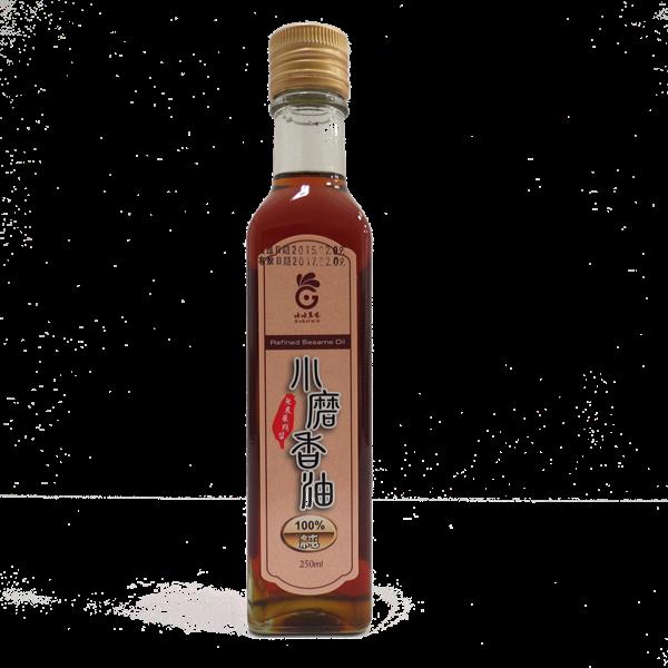 小磨香油-250ml(純100%)