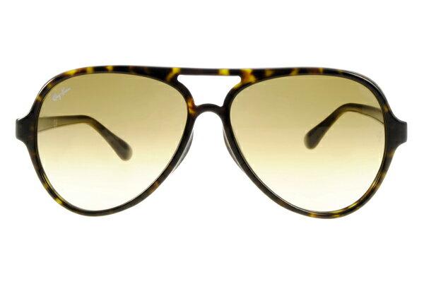 Ray Ban 雷朋 琥珀玳瑁 太陽眼鏡 RB4125F 3