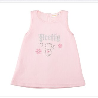 ☆Babybol☆粉色系織針保暖套裝 外套 背心裙 上衣 褲襪 四件組套裝【24127】 2