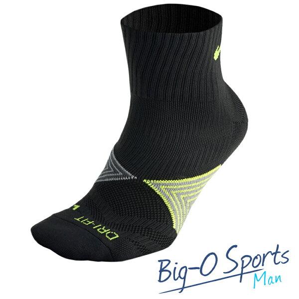 NIKE 耐吉 慢跑DF避震動態支撐短襪 休閒運動襪  SX4751043 Big-O Sports