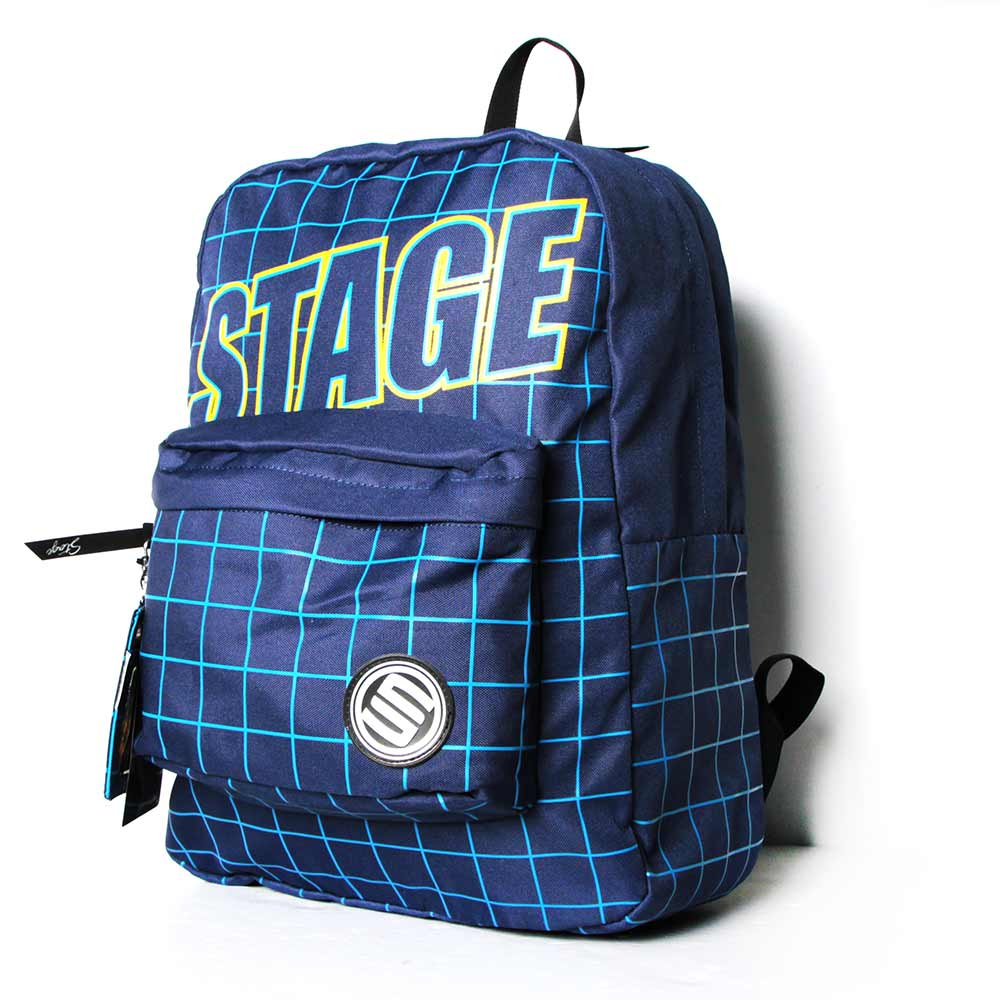 STAGE GRID BAG 黑色/丈青色/白色 三色 5